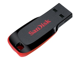 SanDisk SDCZ50-064G-A46 Main Image from Right-angle