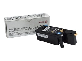 Xerox Cyan Toner Cartridge for Phaser 6022 & WorkCentre 6027, 106R02756, 18441883, Toner and Imaging Components
