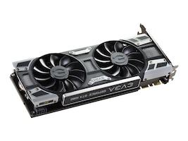 eVGA GeForce GTX 1080 SC GAMING ACX 3.0 PCIe 3.0 x16 Graphics Card, 8GB GDDR5X, 08G-P4-6183-KR, 32094380, Graphics/Video Accelerators