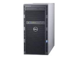 Dell PowerEdge T130 Intel 3.5GHz Xeon, 463-7652, 32052921, Servers