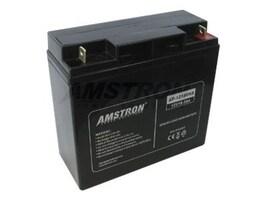 Amstron Power AGM SLA 12V 18Ah VRLA Rechargeable Battery, AP-12180NB, 32899321, Batteries - Other