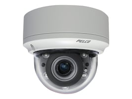 Pelco 3MP Outdoor Network Dome Camera with Night Vision & Heater, IME329-1RS, 37688777, Cameras - Security