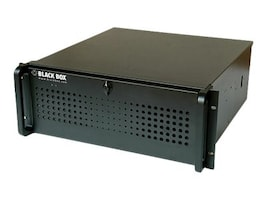 Black Box RADIAN FLEX VIDEO WALL CHASSIS, VWP-FLEX-1182, 36838112, Rack Mount Accessories