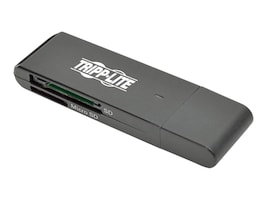 Tripp Lite USB 3.0 SuperSpeed SD microSD Memory Card Media Reader, U352-000-SD, 34088258, PC Card/Flash Memory Readers