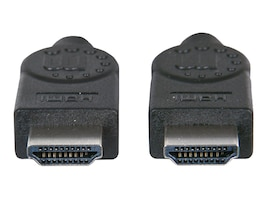 Manhattan High Speed A V Cable, HDMI (M-M), 16ft, 306133, 14460622, Cables