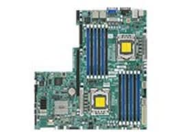 Supermicro Motherboard, EATX DP C602 C606 12D-SATA I350 Dual GBIT, X9DBU-IF-O, 13749635, Motherboards