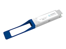 Axiom QSFP-100G-ER4L-S-AX Main Image from Left-angle