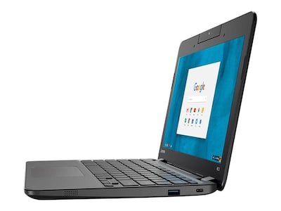 Lenovo TopSeller N23 Chromebook Celeron N3060 1.6GHz 4GB 16GB SSD ac BT WC 11.6 HD Chrome OS, 80YS0003US, 33579725, Notebooks