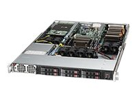 Supermicro SYS-1017GR-TF-FM109 Main Image from Right-angle