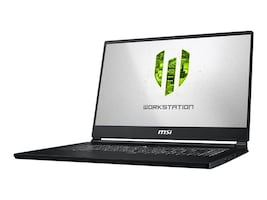 MSI WS65 9TL-685 Core i9-9980H 32GB 1TB RTX4000 W10P, WS65 9TL-685, 36893630, Workstations - Mobile