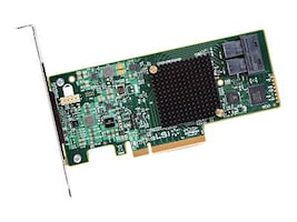 LSI 9300-8I SGL 8-Port 12GB S SAS PCIe 3.0 HBA, LSI00344, 16011821, Host Bus Adapters (HBAs)