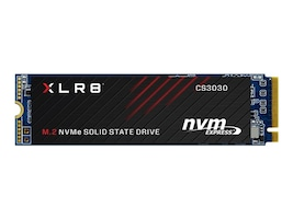PNY 250GB CS3030 PCIe NVMe M.2 Internal Solid State Drive, M280CS3030-250-RB, 37878909, Solid State Drives - Internal