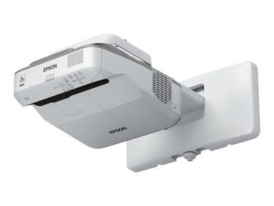 Epson BrightLink 685Wi WXGA 3LCD Projector, 3500 Lumens, White, V11H741522, 33566123, Projectors