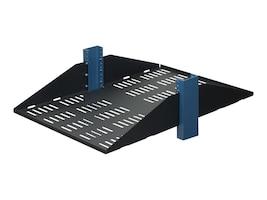 Innovation First Relay Rack Shelf Vented Flanges Down 29, 3USHL-022FULL-29DV, 5513884, Rack Mount Accessories