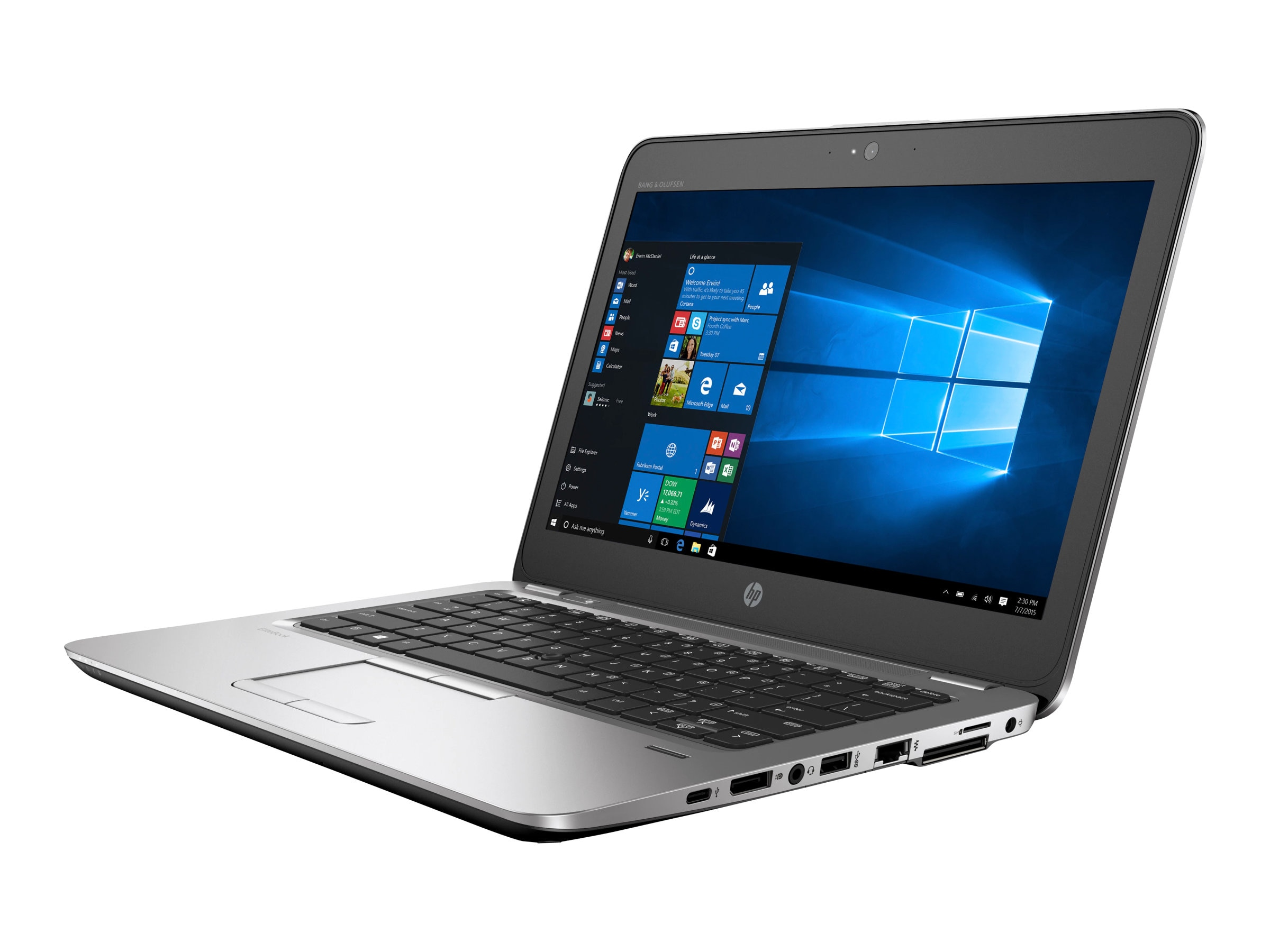 HP EliteBook 725 G4 2.4GHz A10 Series 12.5in display, 1GF01UT#ABA, 33797749, Notebooks