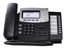 D50 4-Line Backlit SIP Phone, 1TELD051LF, 31452405, VoIP Phones