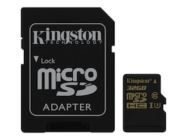 Kingston SDCG/32GB Main Image from Front