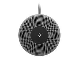 Logitech Meet-Up Expansion Microphone, 989-000405, 34192231, Microphones & Accessories