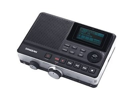 Sangean MP3 Recorder, DAR-101, 11820119, Voice Recorders & Accessories