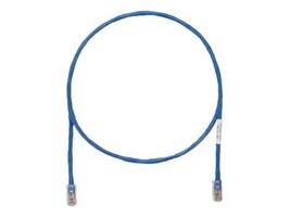 Panduit Cat5e Patch Cable, Blue, 8ft, UTPCH8BUY, 10156922, Cables