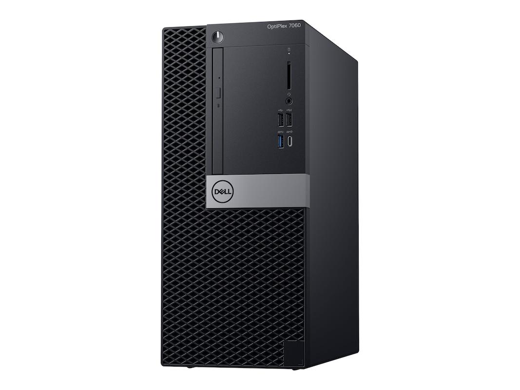 Dell OptiPlex 7060 3 2GHz Core i7 8GB RAM 1TB hard drive (W9M7T)