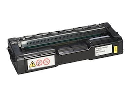 Ricoh Yellow SPC310HA High Yield Toner Cartridge, 406478, 34840606, Toner and Imaging Components