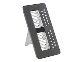 Avaya 9600 SBM24 Button Module Gray, 700462518, 10720095, VoIP Accessories