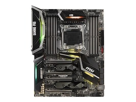 Microstar Motherboard, X299 Gaming Pro Carbon, X299 GAMING PRO CARBON, 34227094, Motherboards