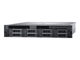 Dell PowerEdge R540 2U RM Xeon 8C 4208 2.1GHz 16GB 1TB 12x3.5 HP bays H730P 2xGbE 2x750W NoOS, X9NKD, 37384909, Servers