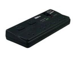 Eaton Eclipse Pro - Surge suppressor - external - 8 Output Connector(s), 83501, 165174, Surge Suppressors