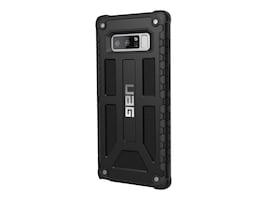 Urban Armor Gear NOTE8-M-BLK Main Image from Back