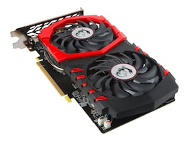 Microstar GTX 1050 TI PCIe Graphics Card, 4GB GDDR5, GTX 1050 TIGAMINGX4G, 33400511, Graphics/Video Accelerators