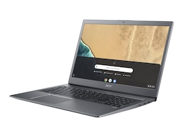 Acer Chromebook 715 CB715-1W-30G7 Core i3-8130U 2.2GHz 8GB 64GB eMMC ac BT WC 15.6 FHD Chrome OS, NX.HB2AA.001, 37137879, Notebooks