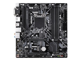 Gigabyte Technology H370M D3H Main Image from Front