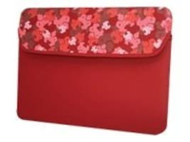 Mobile Edge 8.9 Camo Netbook Sleeve, Red, ME-SUMO66897, 9740620, Protective & Dust Covers