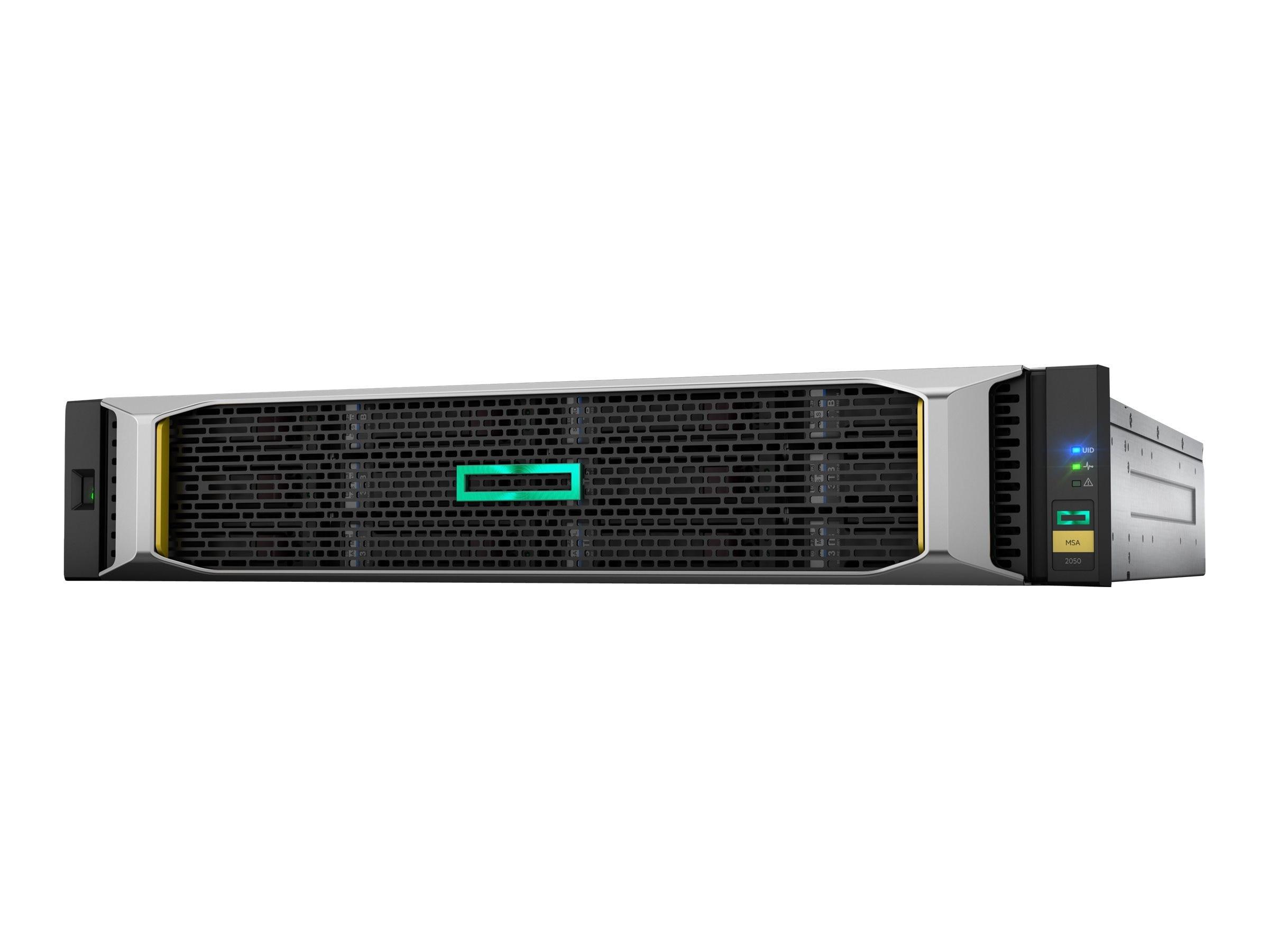 HPE MSA 1050 SAS 12Gb s Dual Controller LFF Storage