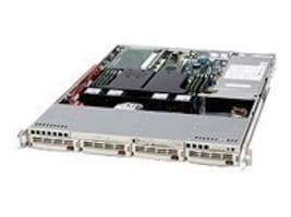 Supermicro 1U Rack Mount Case with 500W Cold-swap Power Supply, CSE-813I+-500, 6460841, Hard Drive Enclosures - Multiple