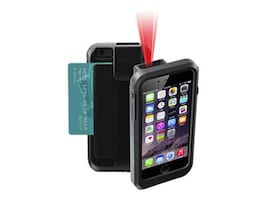 Infinite Linea-pro 6 for iPhone 6 Encrypted MSR & 1D Scanner, LP6-E-PH6, 30809986, Bar Code Scanners