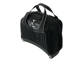 Kensington Contour Balance Notebook Roller, Fits 15.4 Screen, Onyx, K62533US, 8240498, Carrying Cases - Notebook