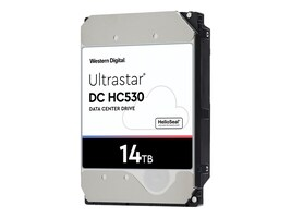 HGST 14TB DC HC530 SATA 6Gb s 512e SE 3.5 Helium Platform Enterprise Hard Drive, 0F31284, 36209893, Hard Drives - Internal