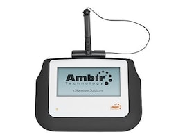 Ambir ImageSign Pro 110 Monochrome Electronic Signature Pad for Remote Desktop, SP110-RDP, 34656964, Signature Capture Devices