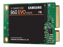 Samsung 1TB 860 EVO mSATA 6Gb s Internal Solid State Drive, MZ-M6E1T0BW, 35037428, Solid State Drives - Internal