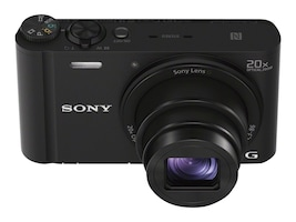 Sony DSCWX350/B Main Image from Front
