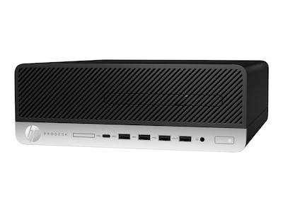 HP ProDesk 600 G3 3.4GHz Core i5 8GB RAM 1TB hard drive, 1FY53UT#ABA, 33652689, Desktops