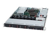 Supermicro CSE-113TQ-600WB Main Image from Right-angle