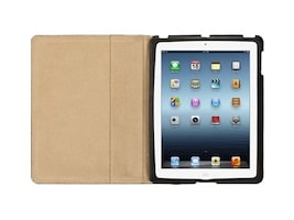 Griffin Slim Folio iPad2 3 Case - Black, GB35629, 14857881, Carrying Cases - Tablets & eReaders