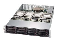 Supermicro CSE-829HE1C4-R1K02LPB Main Image from Right-angle