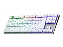 Cooler Master CM SK630 White Limited Edition, SK-630-SKLR1-US, 41047618, Keyboards & Keypads