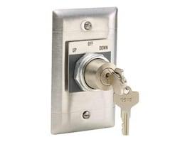 Draper 3-Position Key Control Switch KS-3, 121018, 10901347, Remote Controls - Presentation