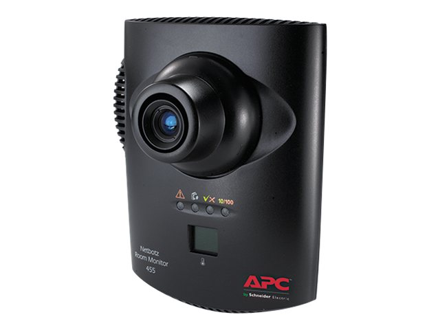 APC NetBotz Room Monitor 455 (without PoE Injector), NBWL0455, 9910043, Locks & Security Hardware